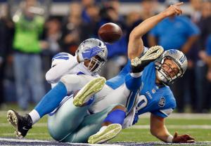 Wild Card Playoffs - Detroit Lions v Dallas Cowboys